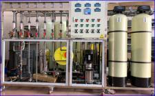 除盐水装置设备系统