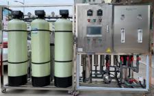 1.5吨一级反渗透纯水设备