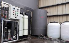 0.75吨(防爆电控)反渗透纯水设备