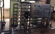 3吨每小时工业用纯水设备