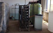 3吨一级反渗透纯水设备