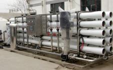 50吨一级反渗透纯水设备