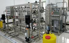 3吨全不锈钢超纯水设备