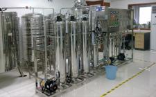 1吨中药饮片用纯化水设备