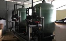 30吨全自动软化水设备