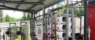 <font color=red>工业纯水设备</font>工艺流程及PLC控制系统在纯水设备中的作用