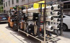5吨EDI超纯水设备
