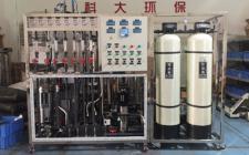 0.5吨/小时EDI超纯水系统