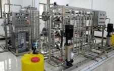 2吨每小时纯化水系统