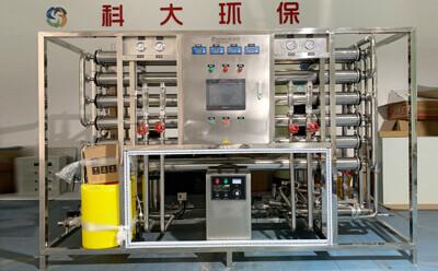 2吨纯化水设备医用口罩用水