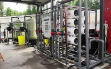 5吨二级反渗透纯水设备